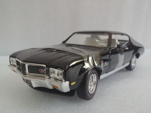 1:18 1970 buick GS model car