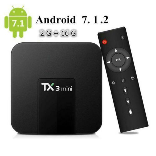 2GB/16GB Smart Android TV Box
