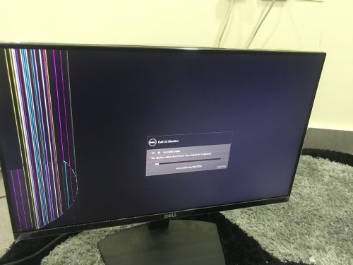 Broken display Monitor for sale