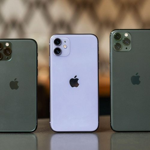 All new iphone and ipad