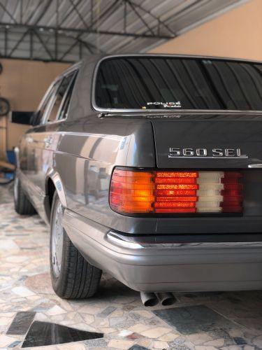 Mercedes-Benz 560SEL for sale