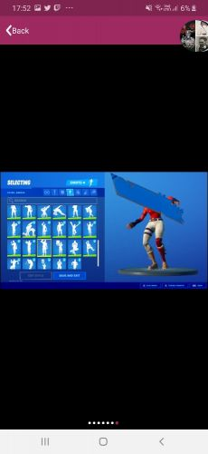 fort account dosent work for ps4