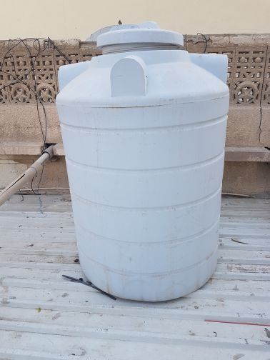 water tank large and small