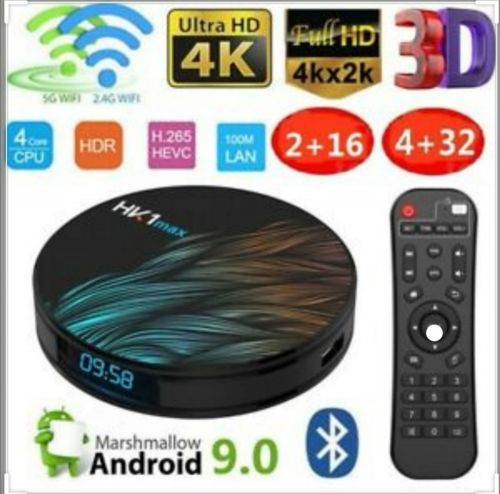 TV box Android 9.0 HK1 4K