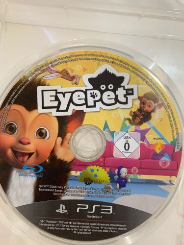Eye pet PS3,