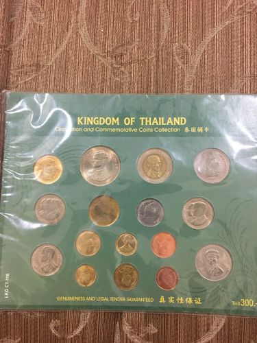 old thailand coins