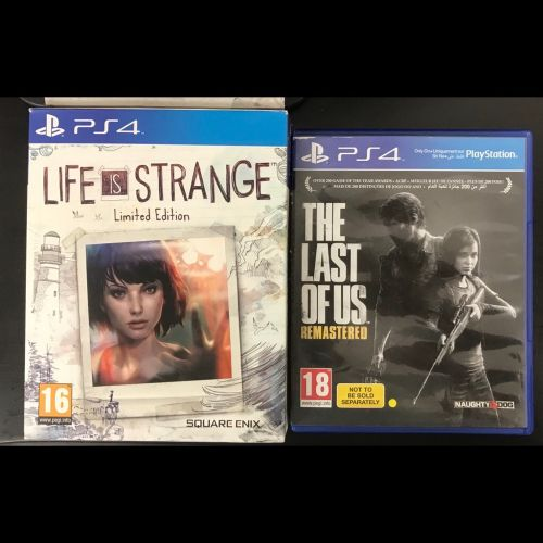 Buy one get one free for PS4