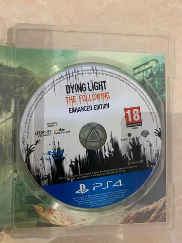 Dying light - the following PS4