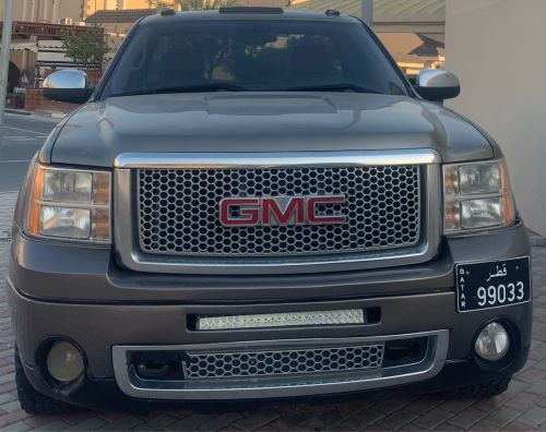 GMC Sierra 1500 double gear