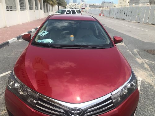 Toyota in very good condition