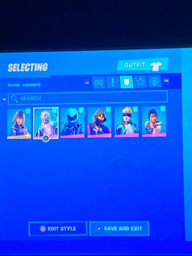 For sale account