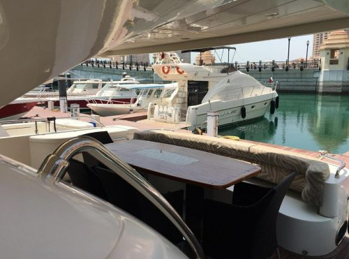 Dominator 68s yacht for sale
