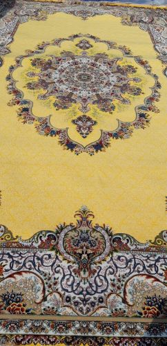 Iranian carpet size in 4/6