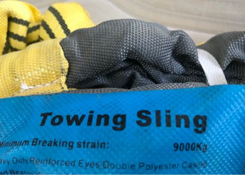 TOWING SLING 9 TON + 9 METER