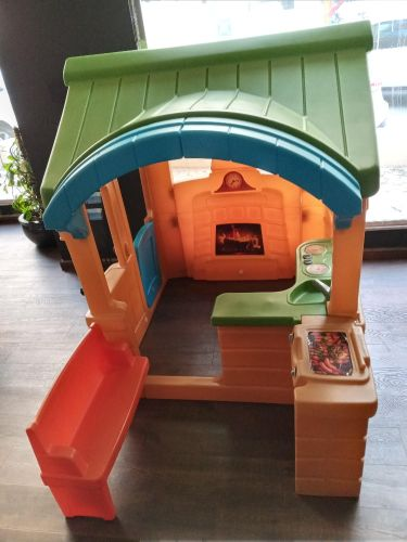 Mini House to play for kids