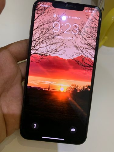 I phone xs max perfect condition