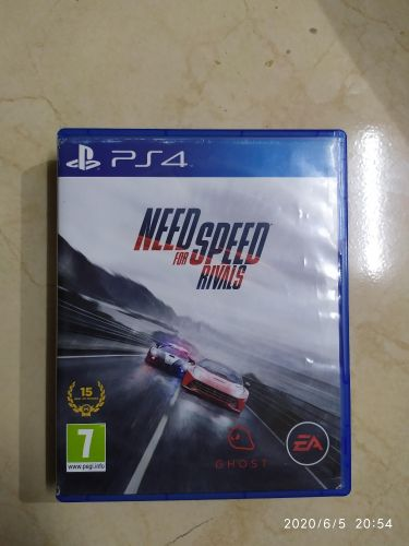 Need for speed CD