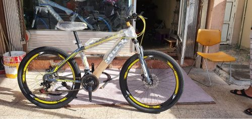 Brand new Rally bicycle