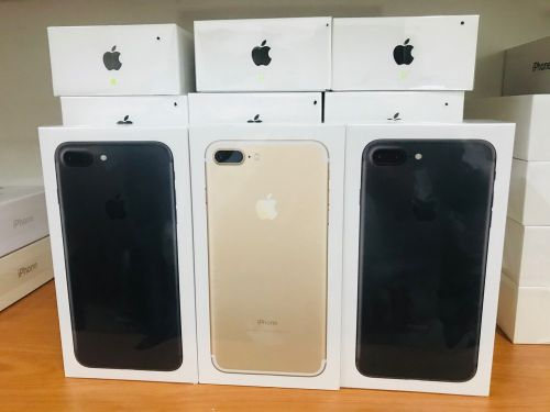 iPhone 7plus 128 gb brand new