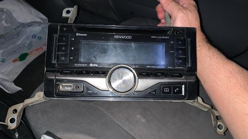 kenwood stereo with Bluetooth.
