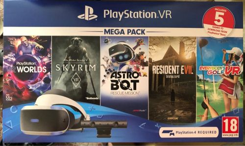 PlayStation.VR MEGA PACK