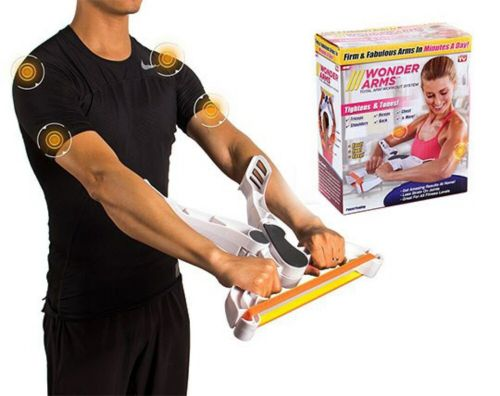 New sport device arm and chest