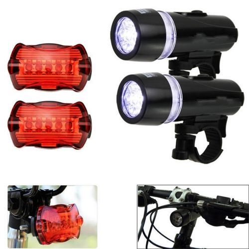 Bicycle Light front and back