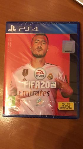 FIFA 20 New never used before
