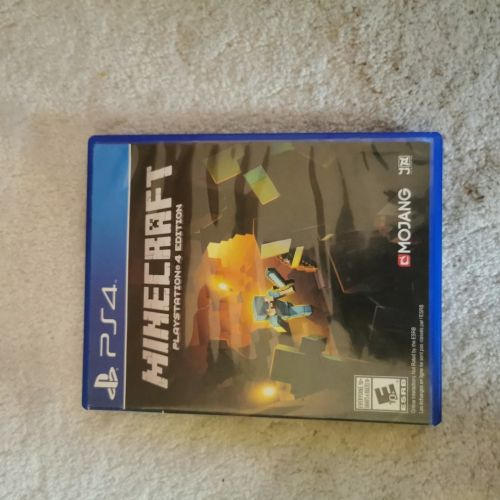 Minecraft PS4 required