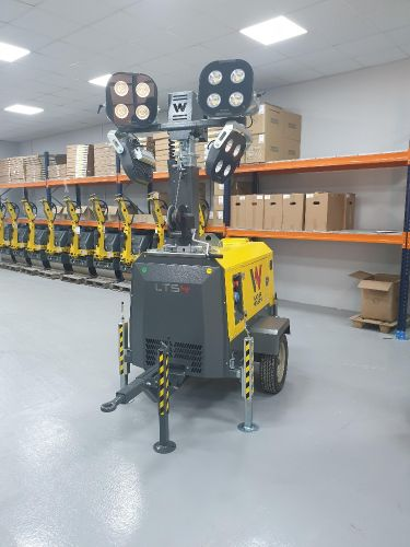 Wacker Neuson Tower Lights LED