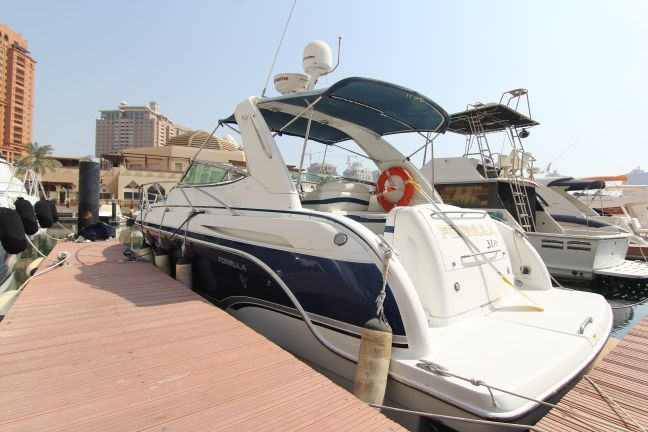 Cruise yacht for sale