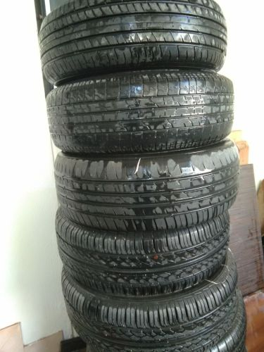 Dunlop tyers 16 and 17 inches