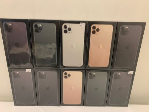 Offer iPhone 11 Pro Max 256 all