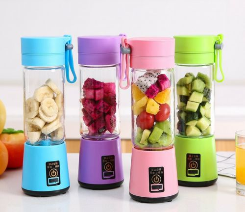 Rechargeable  juicer.