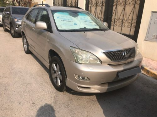 Lexus for exchange only
