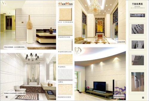 Luxury porcelain by competitors