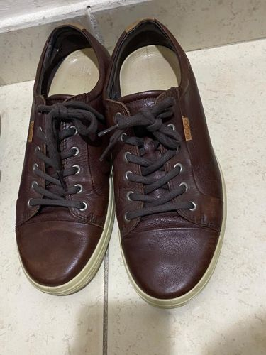 Used ecco shoes 45
