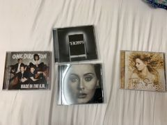 CD ALBUMS FOR SALE