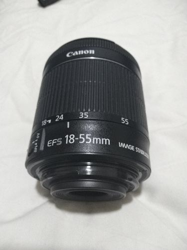 canon 18-55mm lens urgent sell .