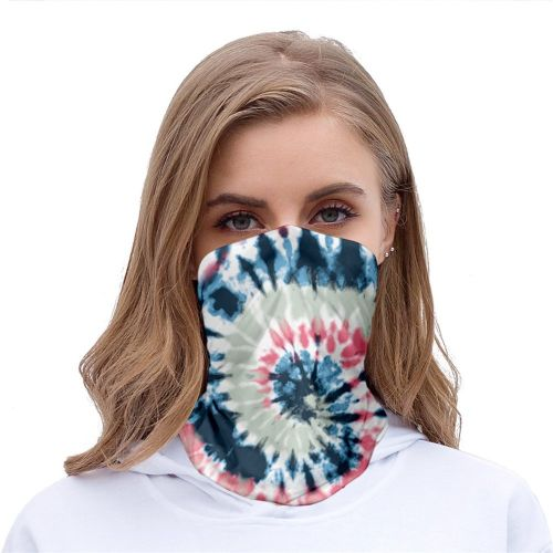 face bandanna with 2 filters