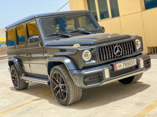 G63 -2016 for sale