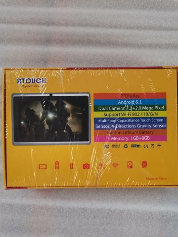 Android Tablet 8 GB