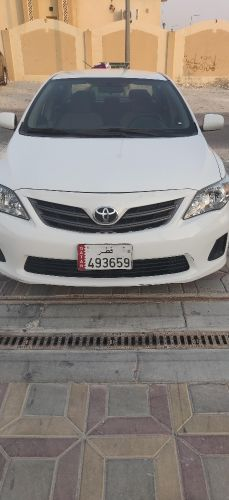 Toyota Corolla 2012 first owner