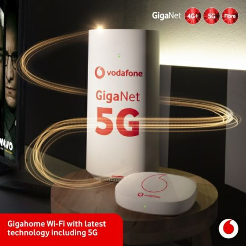 5G Unlimited Wifi Vodafone