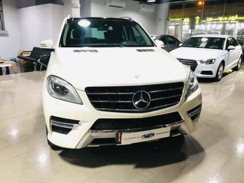 Mercedes ML350 AMG kit