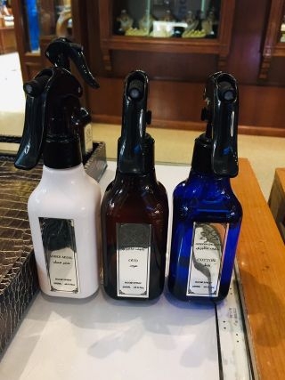 Sanitizers and Perfumes