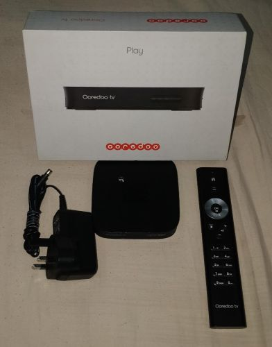 Ooredoo Tv Receiver