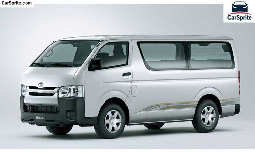 Wanted Hiace 2017-2018-2019