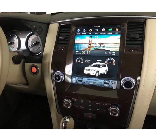 Nissan Patrol Android Touchscreen