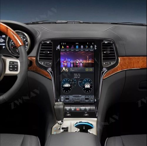 Jeep Android Touchscreen
